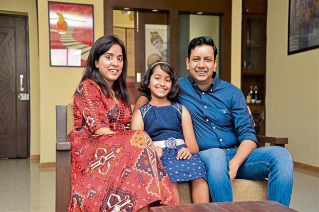 ajat Jain and Smriti Handa