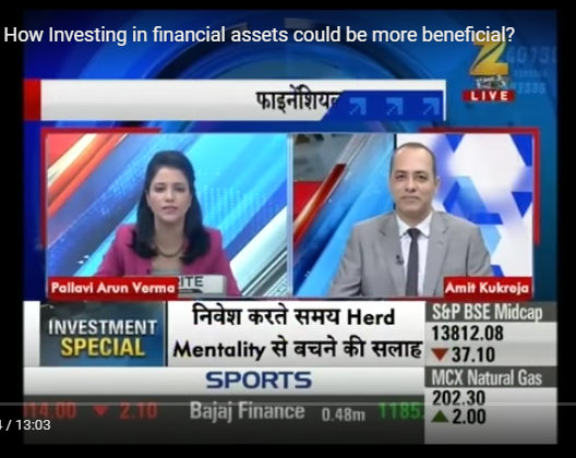Importance of financial assets in your portfolio