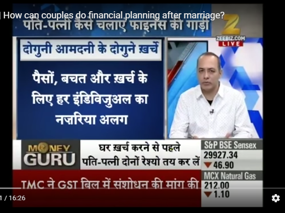 Financial Planning for couples who earn