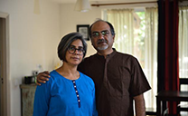 Laxmi Sachan and Devendra Katiyar