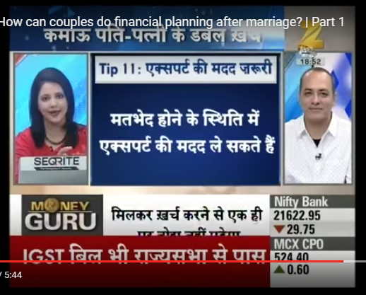 11-Steps to financial success for couples