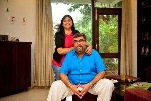Nidhi Jain Seth and Rohit Seth